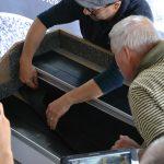 happySystem Marmorfußboden Training Treppe