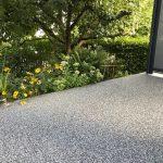 happySystem Marmorfußboden im Außenbereich